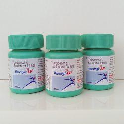 Hepcinat LP - софосбувир + ледипасвир