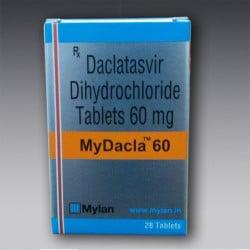 Mydacla (Майдакла) - дженерик даклатасвира