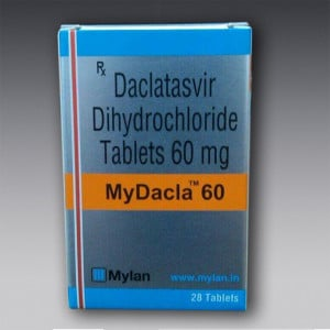 Mydacla - дженерик даклатасвира