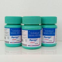 Hepcinat - софосбувир 400 мг
