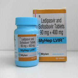 Myhep LVIR (Майхэп ЛВИР) - 3 шт. на курс терапии