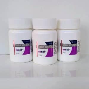 Resof (Ресоф) - софосбувир, 3 шт. на курс терапии