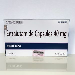 Indenza (Инденза) – энзалутамид