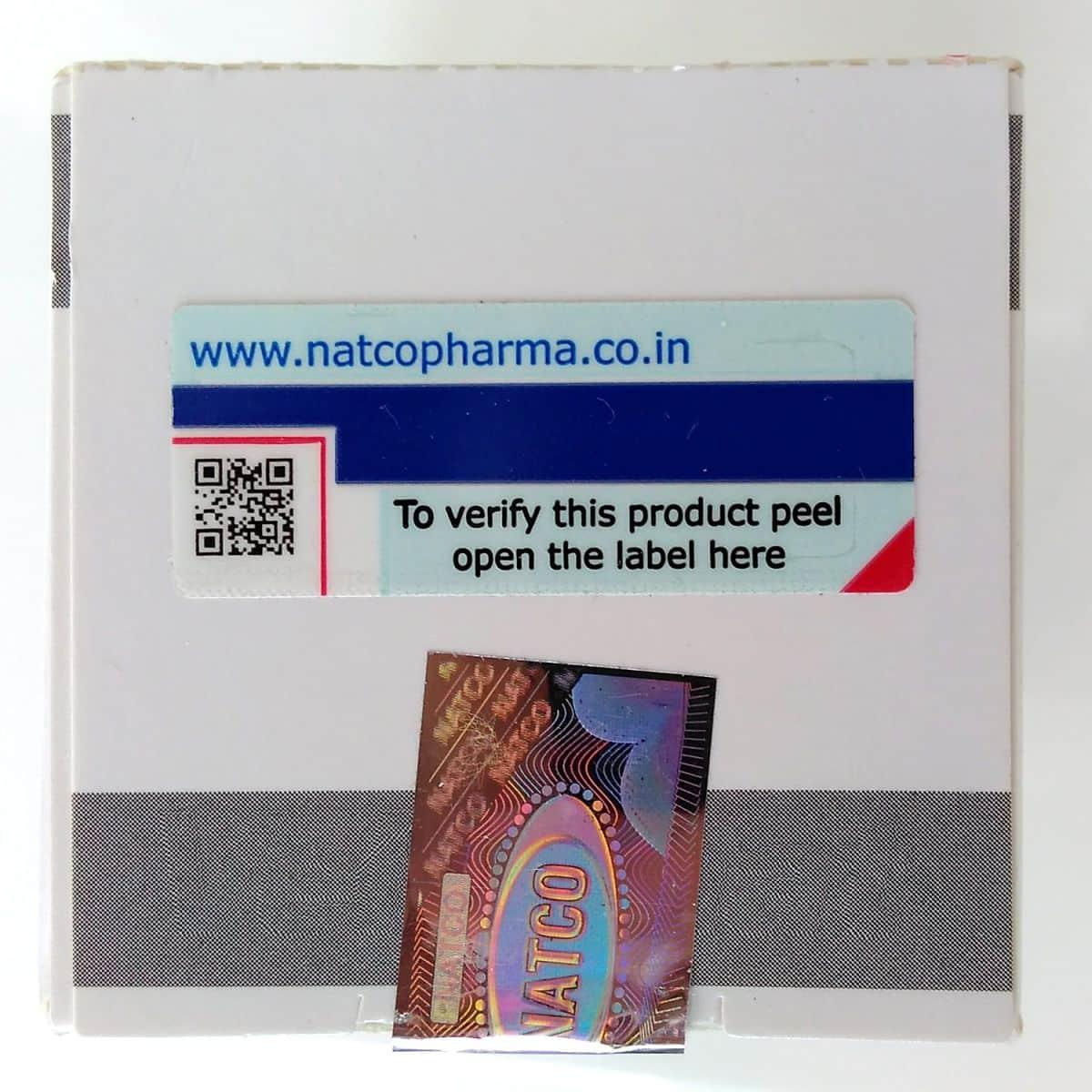 Проверка подлинности препарата Velpanat