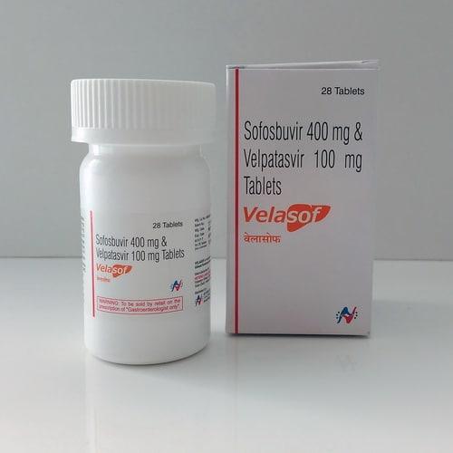 Velasof от компании Hetero в наличии на складе